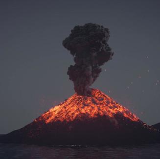 Kian Wai Kwang volcano