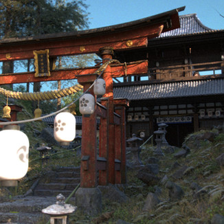 The Shrine - shot 3