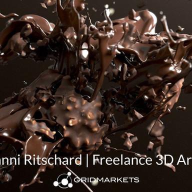 Gianni Ritschard - Houdini artist