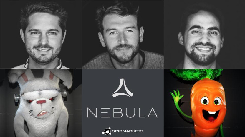 2021:Jul01: This week, GridMarkets met the principals of Lisbon-based Nebula Studios.  If you missed the discussion of how they founded/grew Nebula, click here . . .