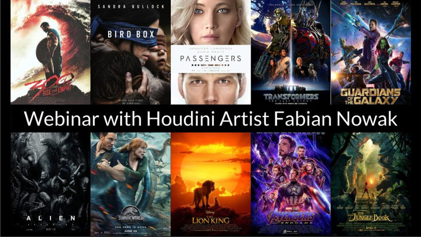 "2021May12: Houdini Artist Fabian Nowak breaks down the gravity scene in the blockbuster movie ""Passengers""."