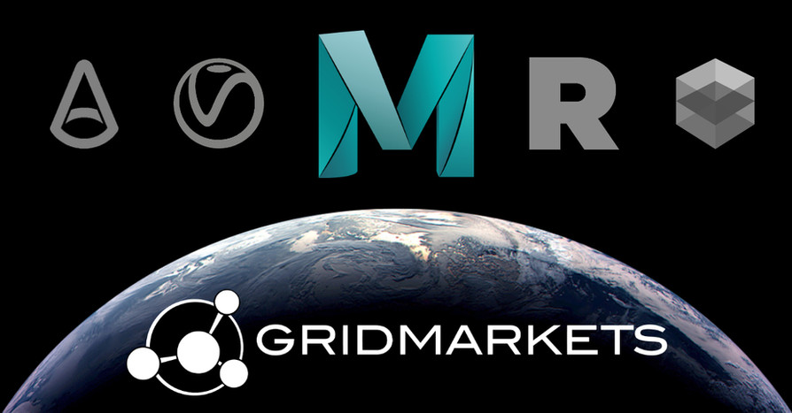 2021Aug12: GridMarkets supports Maya cloud rendering with Arnold, Redshift, Renderman and VRay https://bit.ly/3jK7OEY