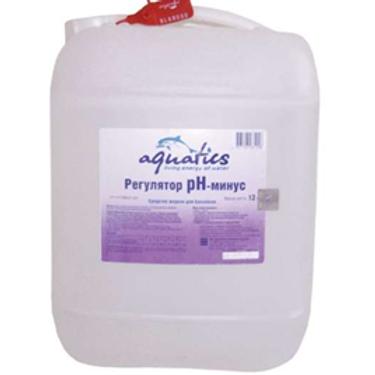 Регулятор pH-минус 30л