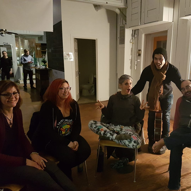 The Creative Process Collective