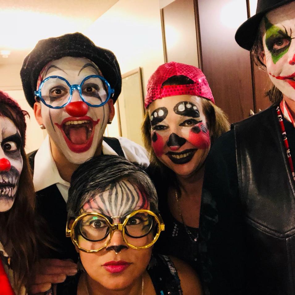 Dress up Clown Jam