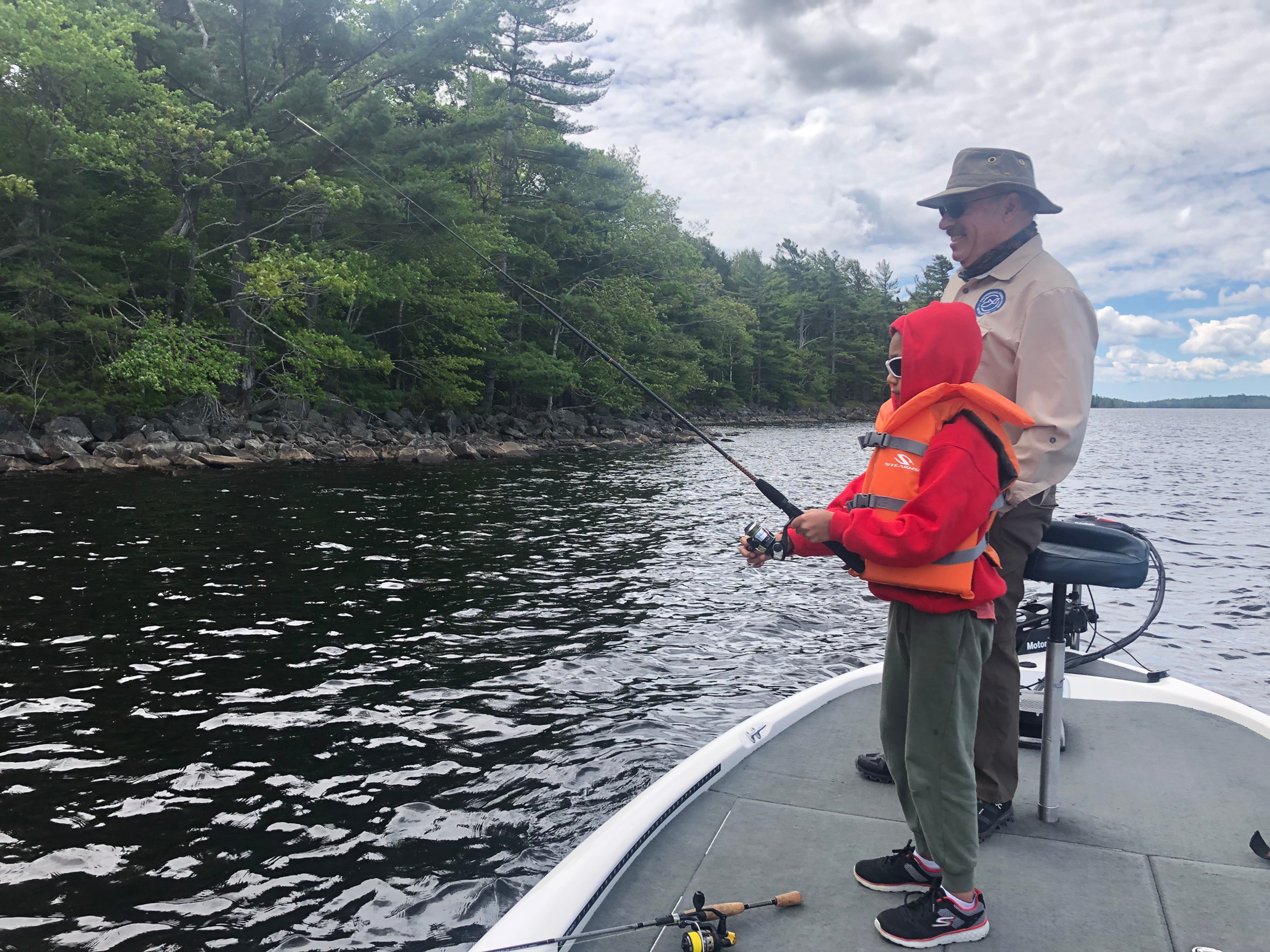 Private Guided Sport Fishing Tour