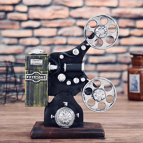 Vintage Projector Showpiece