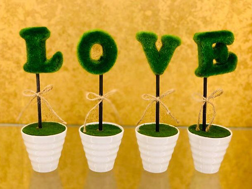 Nurturing Love Flower Pot