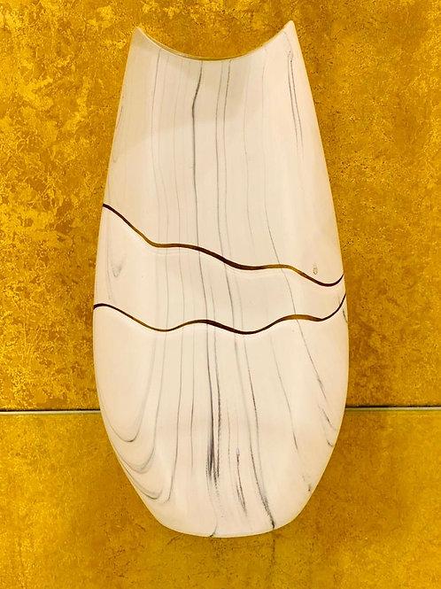 Beautiful Marble Print Elegant Vase
