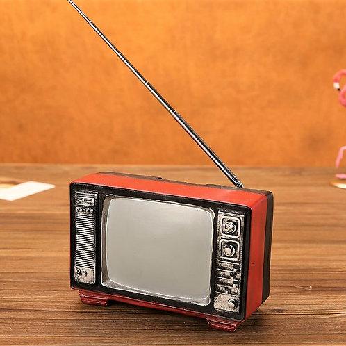 Vintage Television Showpiece