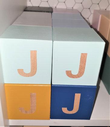J - Cube bois express