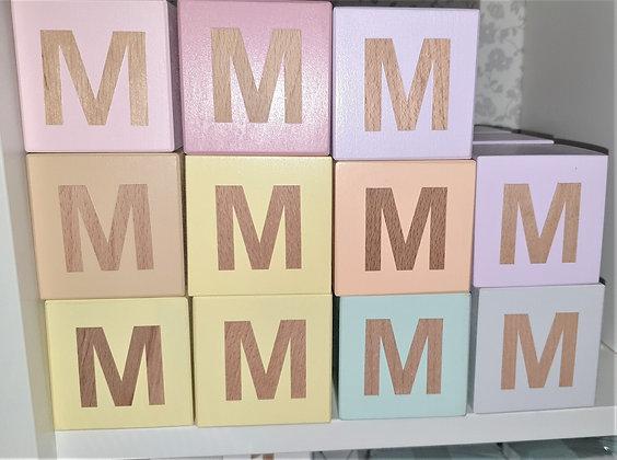 M - Cube bois express