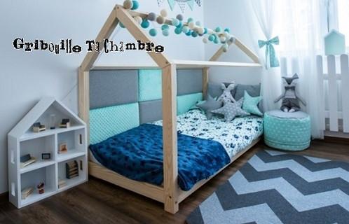 lit enfant montessori