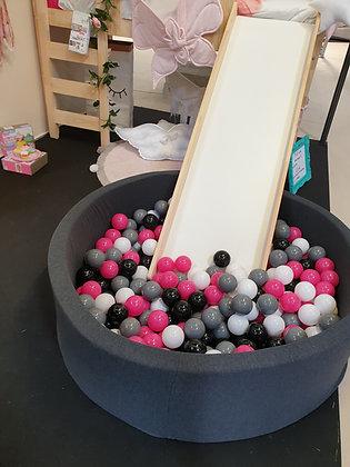 Piscine à Balles XL 5 coloris au choix - 300 balles incluses