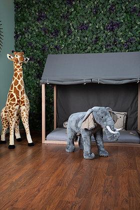 Éléphant géant de chambre 60cm