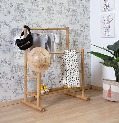 Portant à vêtement Bamboo