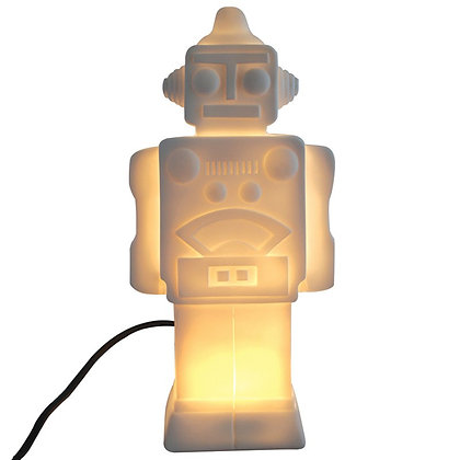 Lampe de chevet veilleuse Robot
