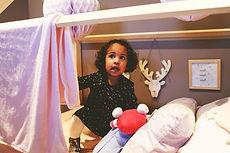 Lit cabane montessori enfant Gribouille ta Chambre