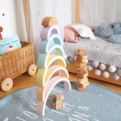 Arc en Ciel Arabesque Montessori Nouvelle Version