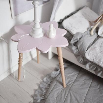 Table de chevet Fleur