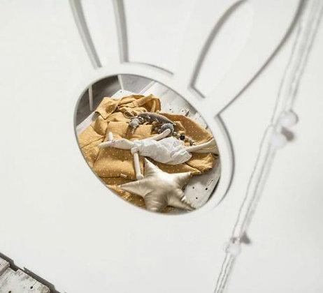Joli miroir Lapin