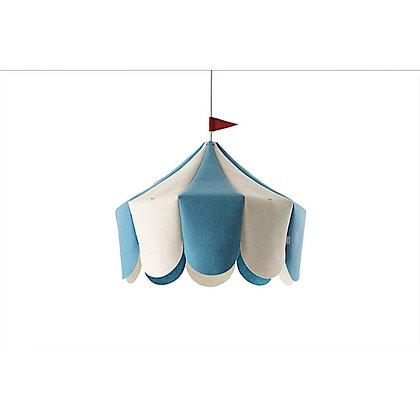 Plafonnier Circus Bleu