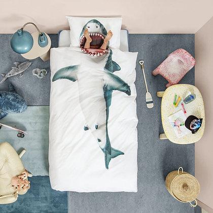 """Magnifique parure """"croqué par le Requin"""""""