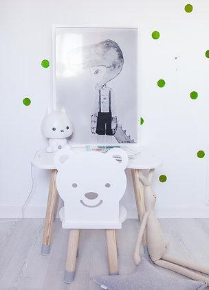 Petite chaise Ourson