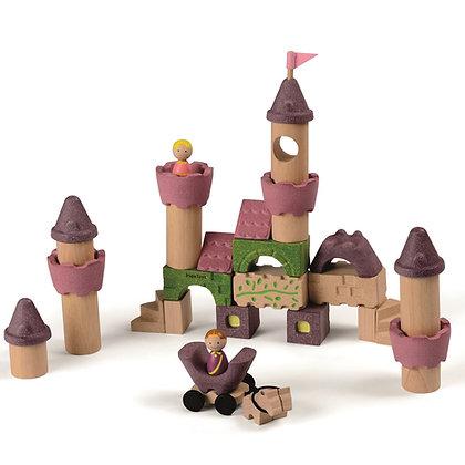 Jeu de construction Chateau Princesse Plan Toys
