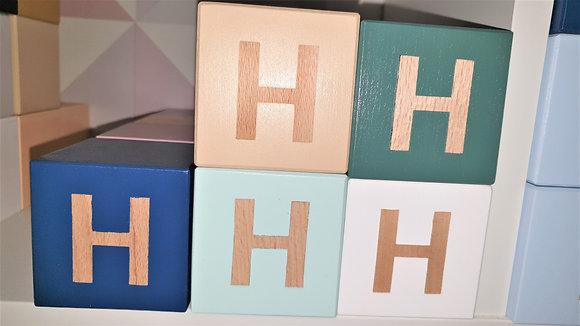 H - Cube bois express