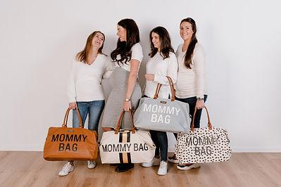 Mommy bag Sac à langer fashion maman femme enceinte childhome