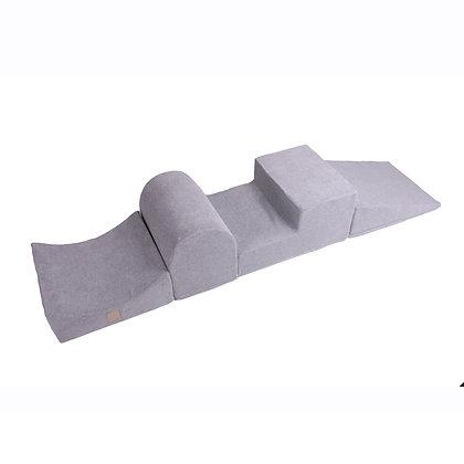 Parcours de motricité gris Click & collect