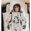 Thumbnail: Magnifique parure Je suis un Cosmonaute