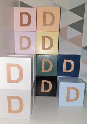 D - Cube bois express