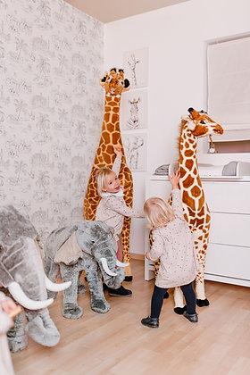 Girafe géante de chambre 180cm