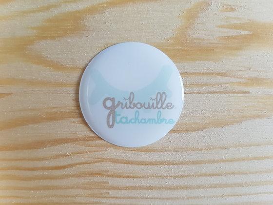 Étiquette signature Gribouille Ta Chambre