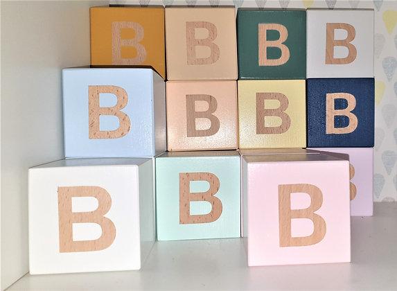 B - Cube bois express