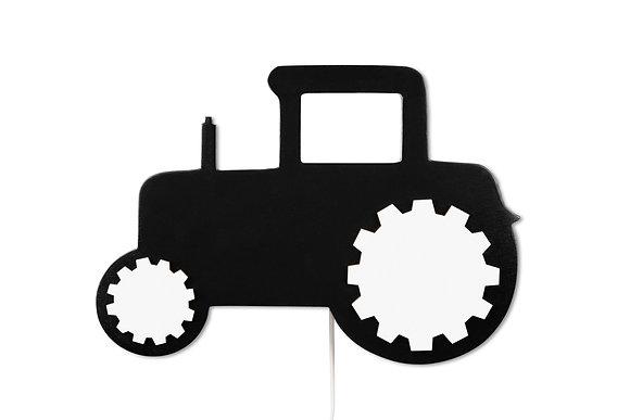 Applique murale Tracteur