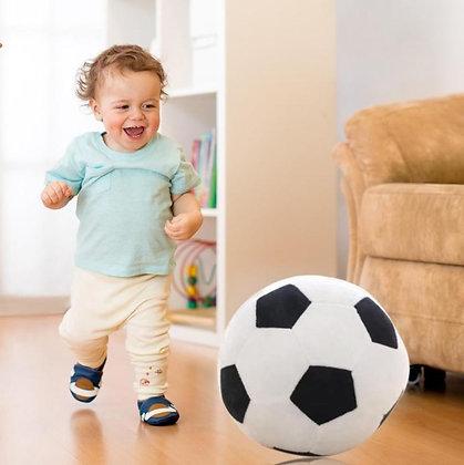 Ballon de foot oreiller