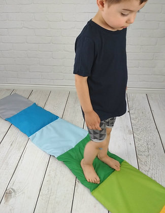 Tapis chemin sensoriel Montessori étanche