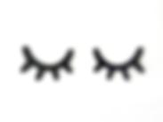yeux de biche deco design mural chambre enfant fille princese endormis