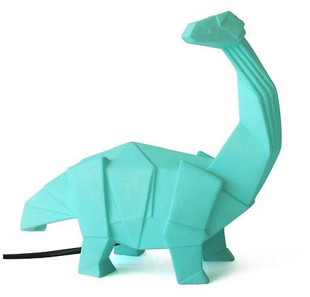 Belle lampe Diplodocus Vert
