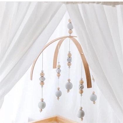 Arche Pluie de perles de Bois