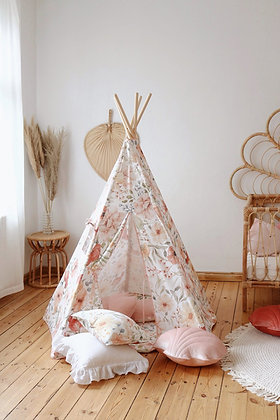"Tipi nature ""Flower power"""