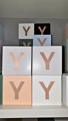 Y - Cube bois express