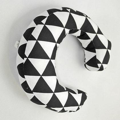 C : Lettre géante en Coton