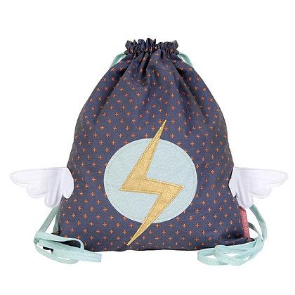Le sac à dos de Super Héro