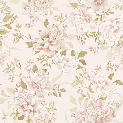 Papier peint Floral Romantique