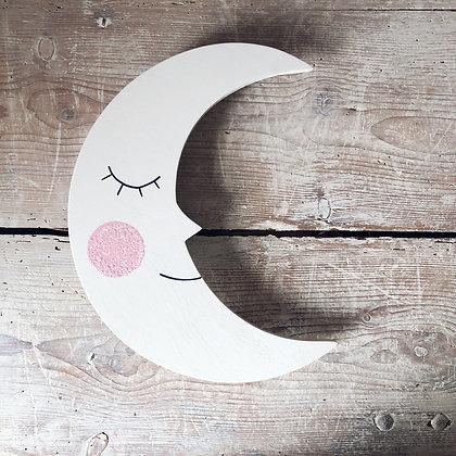 Applique murale Croissant de lune