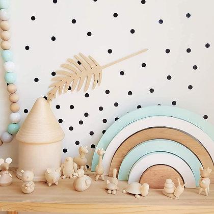 Arc en Ciel Arabesque Montessori Collection Nature